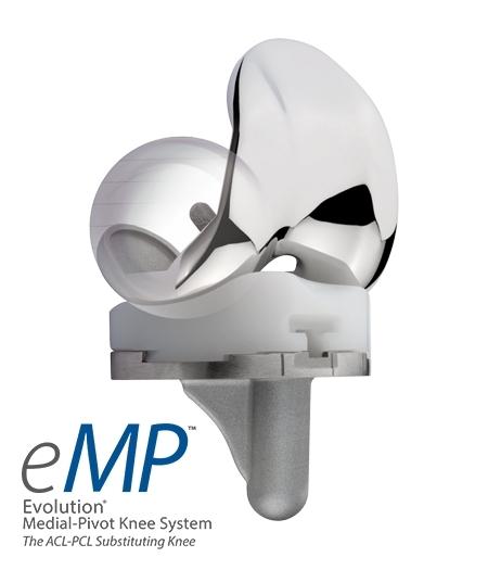 MicroPort Evolution Medial-Pivot Knee