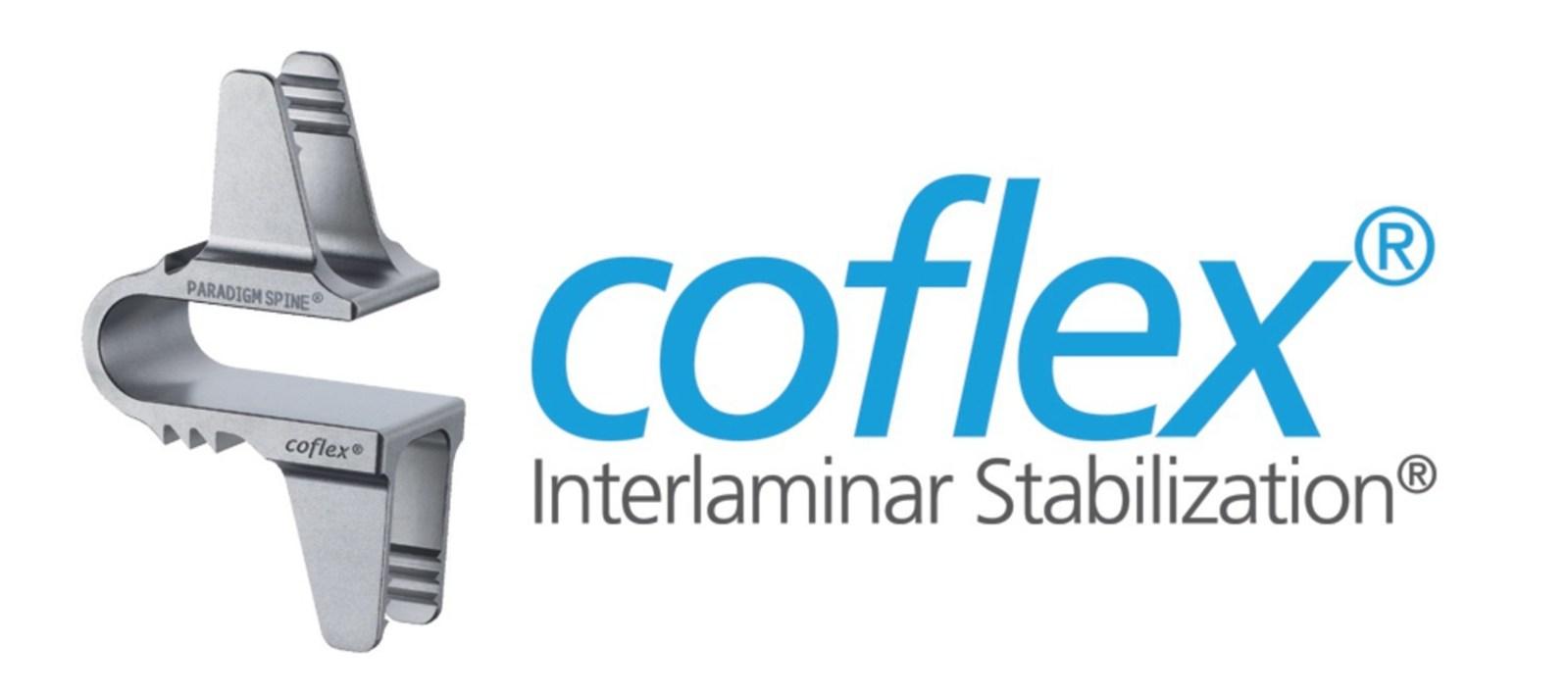 Paradigm Spine coflex Interlaminar Stabilization