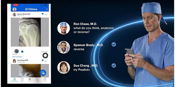 Exactech Launches Chime Clinical Exchange App for Surgeons