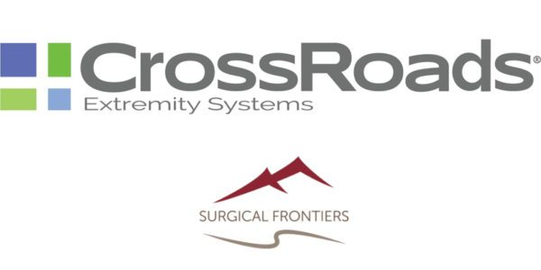 CrossRoads Extremity Systems Acquires Multiple Implant Systems from Surgical Frontiers