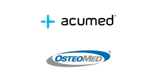 Colson Medical Announces Merger of Acumed and OsteoMed