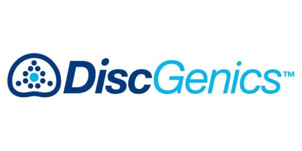 DiscGenics Completes Enrollment in Discogenic Cell Therapy Clinical Trial