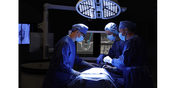 7D Surgical Passes 50th Sale of Surgical Navigation Systems