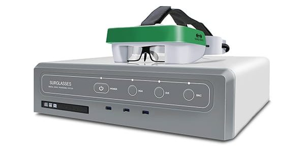 Foresee-X Smart Surgical Glasses Gain CE Mark Approval