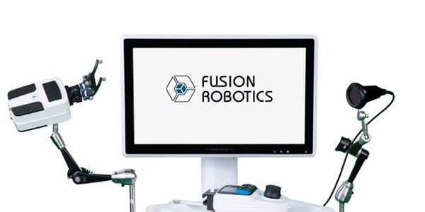 Fusion Robotics Goes Small with 4-Pound Robot