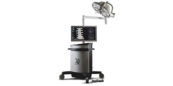 7D Surgical Gains CE Mark for Spinal Image Guidance System