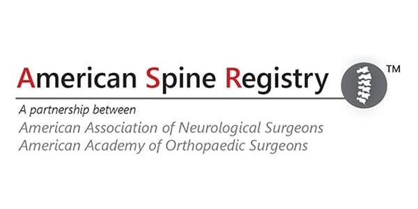 American Spine Registry Expands Sponsors with Addition of Medtronic
