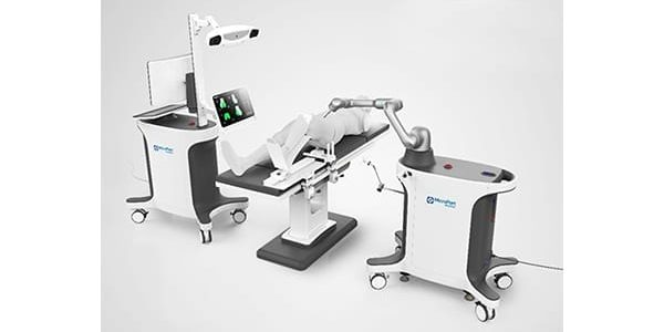 MicroPort Skywalker Joint Replacement Surgical Robot Completes First-in-Man Case in Human Trial