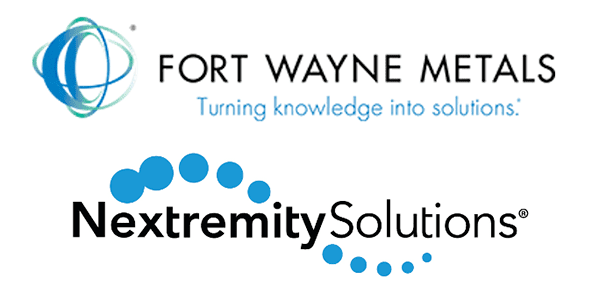 Nextremity Solutions, Fort Wayne Metals Partner on Magnesium Alloy