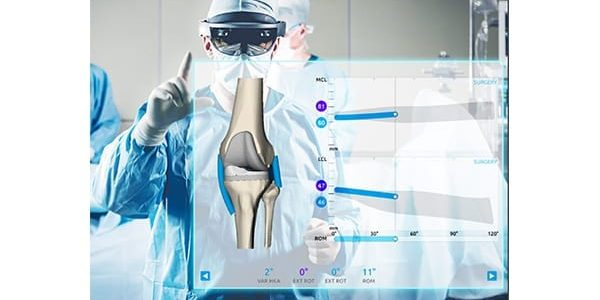 Medacta Gains FDA Clearance for Augmented Reality Knee Platform