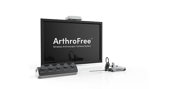 Lazurite Partners to Study ArthroFree Wireless Surgical Camera