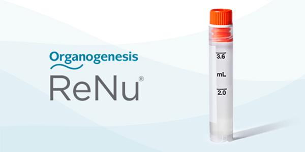 Organogenesis Gains Special FDA Designation for ReNu Knee OA Therapy