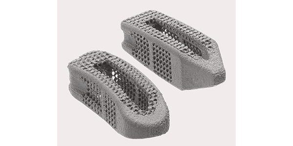 Orthofix Gains FDA Clearance for 3D-Printed FORZA Titanium TLIF Spacer