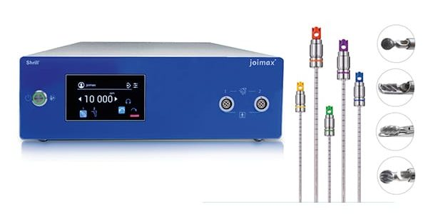 joimax Launches New Generation of Shrill Shaver Drill