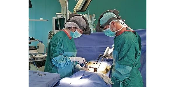Augmedics xvision Used in First U.S. Spinal Fusion