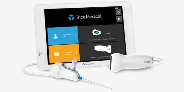 Trice Medical Receives FDA 510(k) Clearance for mi-eye 2