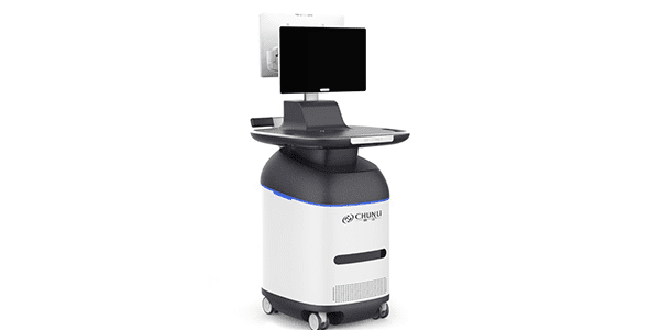 First Clinical Use of Chunli Medical Handheld Robot