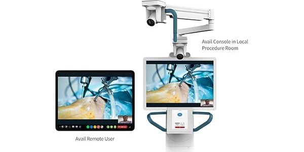 Smith+Nephew Partners for Remote Procedural Support