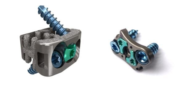 Camber Spine Launches New Anterior Cervical Plates
