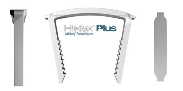 CrossRoads Extremity Systems Launches HiMax Plus Widebody Fixation