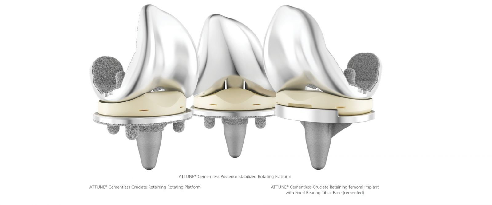 DePuy Synthes ATTUNE Cementless - ORTHOWORLD