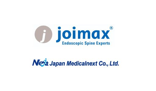 joimax Partners with Distributor JAPAN MEDICALNEXT