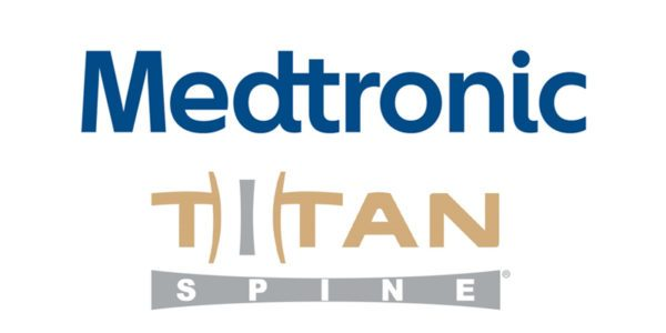 Medtronic Completes Acquisition of Titan Spine